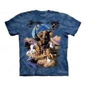 Camiseta - The Mountain - World of Animals jlle1 @jlle1.com