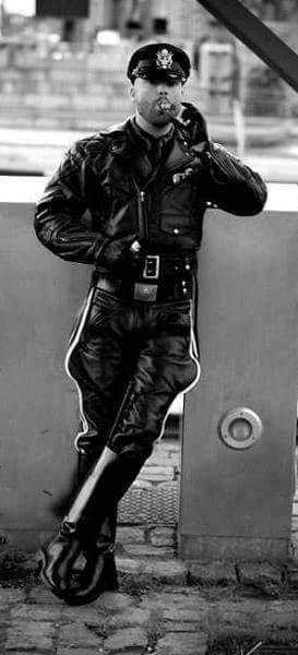 cum walk echte polizei uniform kaufen