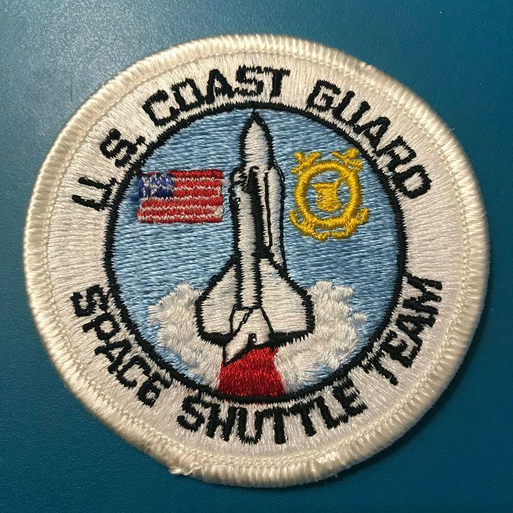 US Coast Guard NASA Space Shuttle Team USA United States