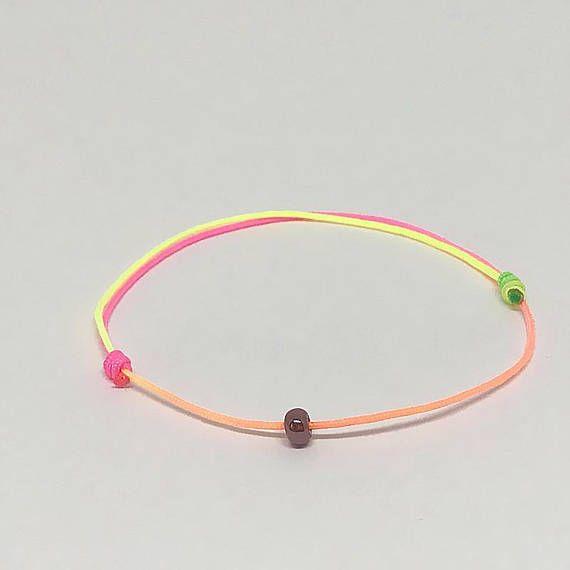 2018 New Year Rainbow Bracelet Wish Bracelet Lucky