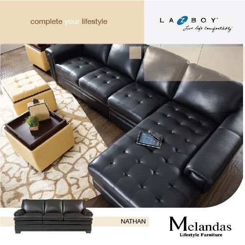 "This ""Nathan"" sofa is perfect for stylish seating in your livingroom.  #melandas #melandasindonesia #sofa #recliner #reclining #sofabed #decoration #interior #designinterior #instaphoto #igers #instagood #like #follow #tagsforlikes #comfortable #furniture #tbt #photooftheday #followme #like4like #follow4follow #instamood #bestoftheday"