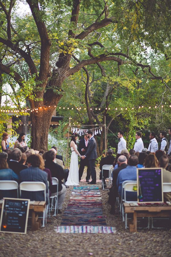 Southwest Bohemian Wedding in Lubbock, Texas with Photos by Geoff Duncan – Amanda and Kyle