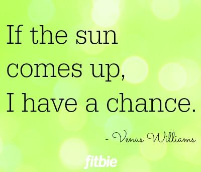 #FridayFitspiration: A new day is a new opportunity. | Fitbie.com