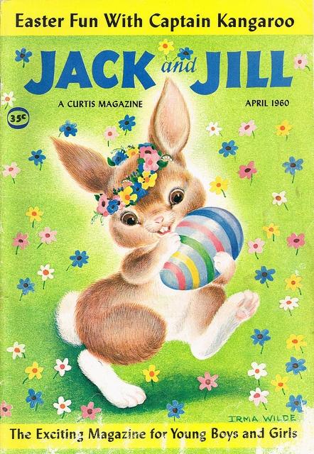 Jack and Jill, April 1960