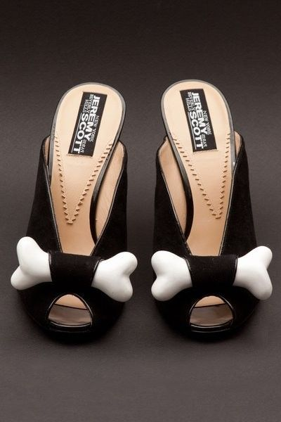 OMG, I NEED these shoes for my Wilma Flintstone outfit!