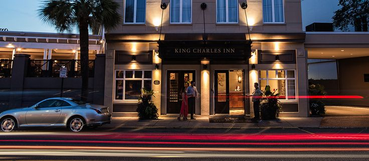Charleston Hotel   King Charles Inn Downtown Charleston