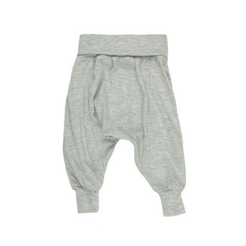 harem pants - mini mioche - organic infant clothing and kids clothes - made in Canada