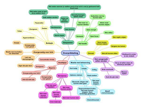Wat is overprikkeling bij autisme, wat betekent het voor iemand en hoe kun je het voorkomen? Verschillende soorten overprikkeling worden toegelicht en ook onderprikkeling komt aan bod.