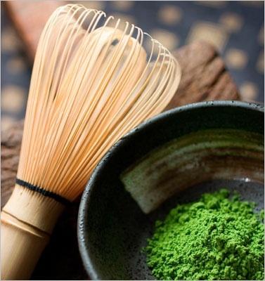 Japanese Matcha ( Maccha ) como servirlo La teteria