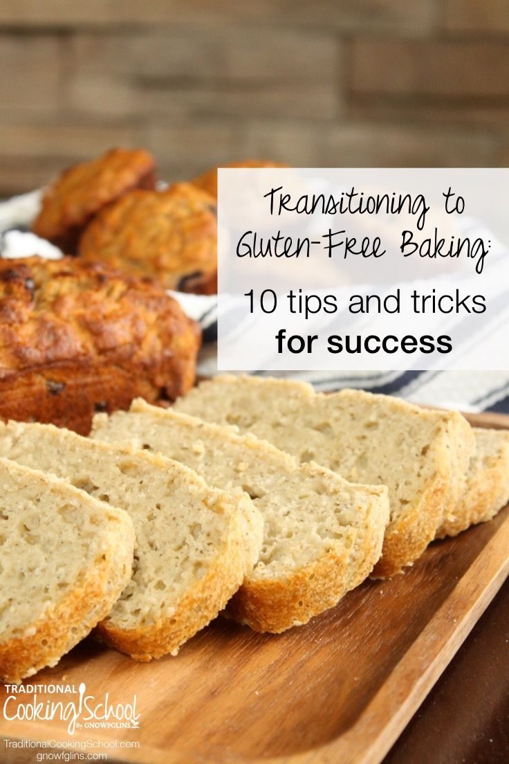 Are you or someone in your family on a gluten-free diet? Here are 10 tips to help you transition successfully and healthfully. Read more here!