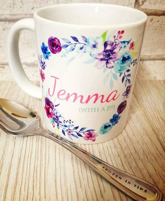 Personalised Gifts for that Special Someone  by Emma Compton on Etsy