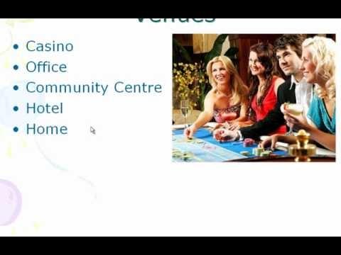 Casino Party Theme Ideas