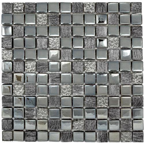 Stunning Contemporary Shimmering Silver Grey Tones Glass and Ceramic Mosaic Tiles, http://www.amazon.com/dp/B00FRYGU6W/ref=cm_sw_r_pi_awdm_HVedtb14XC1CD