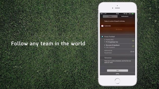 Live soccer scores are now just an iPhone swipe away - https://www.aivanet.com/2014/10/live-soccer-scores-are-now-just-an-iphone-swipe-away/