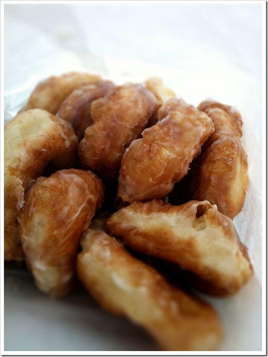 Britt's doughnuts copycat (or an attempt at it)