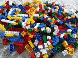 LEGO bricks normally work well for us as squabble free as there is usually plenty to go round.