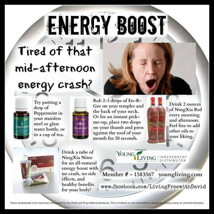 Young Living essential oils for an energy boost! To learn more about EO's visit ==>www.Oils1dropatatime.com|