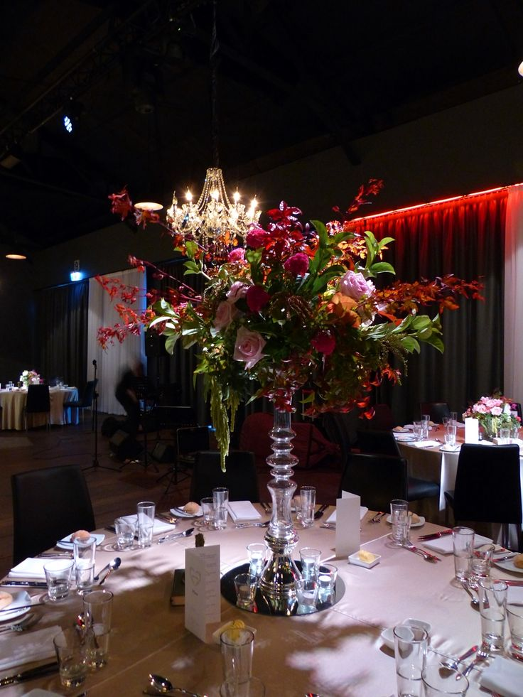 Weddings @ Cargo Hall - South Wharf Promenade, Melbourne