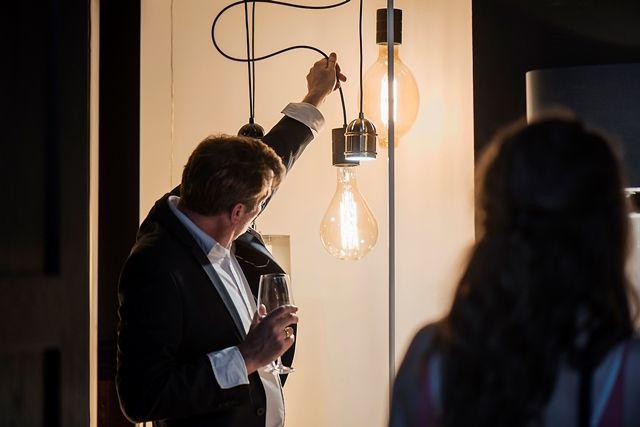 Fantastic Oversized Filament Lamps
