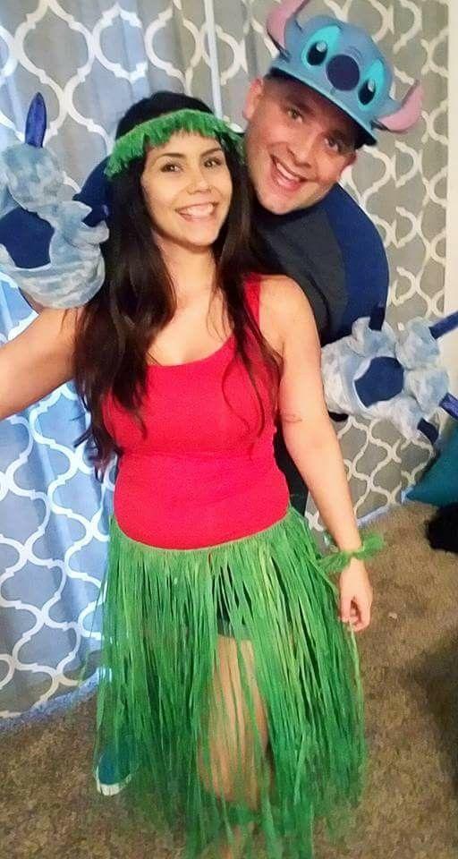 #liloandstitch #halloween #disney #lilo #stitch #couple #costume #couplescostume