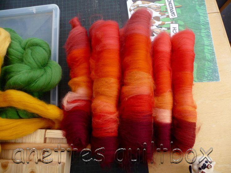 Cappuccino Farben Mischen : Farben mischen
