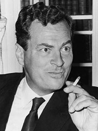 Patrick Leigh Fermor -   British author, scholar, soldier and polyglot who played a prominent role behind the lines in the Cretan resistance during the Second World War.