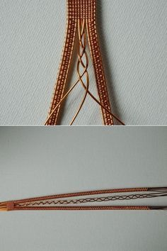 Weaving plus braiding