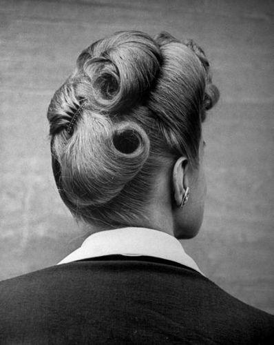 #vintage #hair #hairdressing