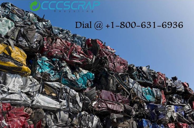 Recycle your scrap metal earn and money and be kinder to