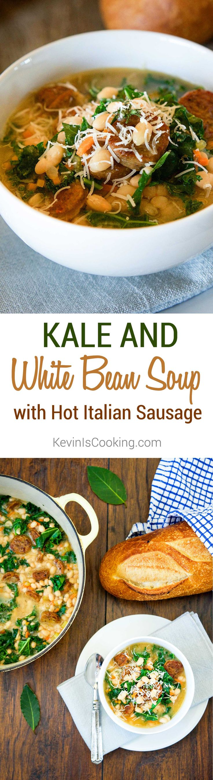 25+ best ideas about Kale and bean soup on Pinterest ...