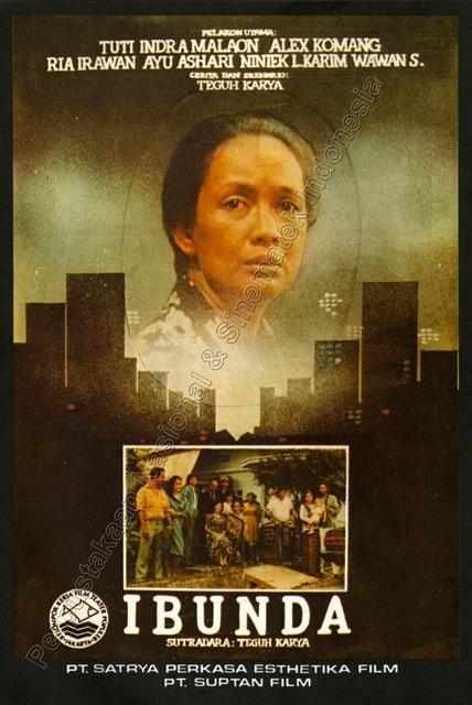 #3 Ibunda (Teguh Karya), 1986