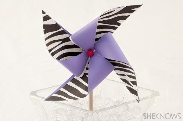 Cheerful pinwheel crafts for kids