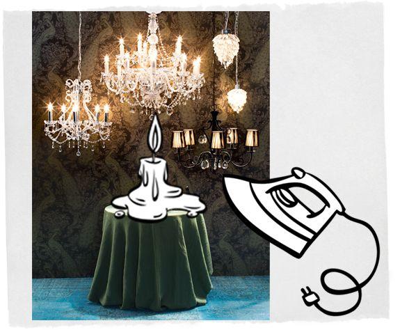 die besten 25 kerzenwachs entfernen ideen auf pinterest wiederverwendungs kerzengl ser. Black Bedroom Furniture Sets. Home Design Ideas