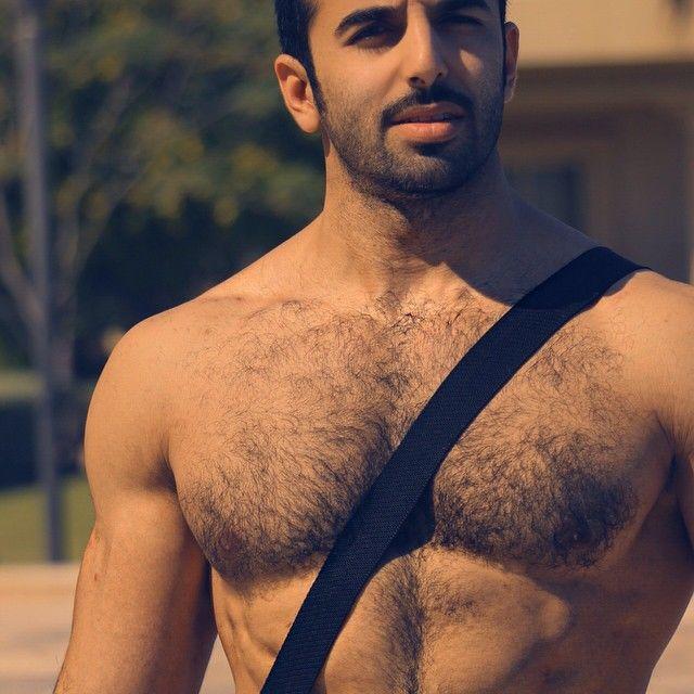 Arabski Guy Arabian Delights Pinterest Machos Peludos-5745
