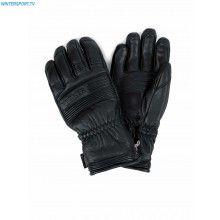 Bogner Men Nico GTX Glove – Black Leather