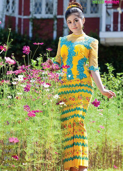 http://www.hellomadamcatalog.com/fashion/myanmar-silk-style-50