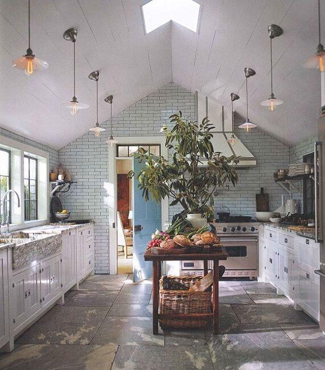 Steven Gambrel kitchen. Beautiful!