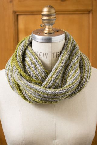 Magic Three-Yarn Scarf Project: Winter 2014 Version Knitting and Crochet ...
