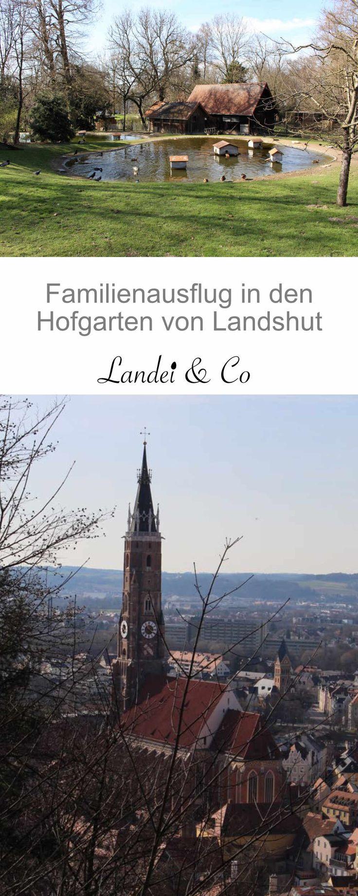 Tiergarten, Parkanlage, Schaugarten, Abenteuerspielplatz... all das bietet das grüne Herz der Stadt Landshut!