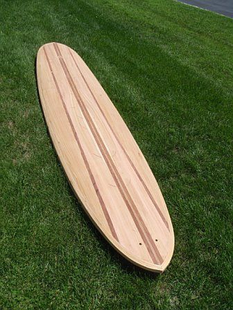 Totally want to make a wood SUP!