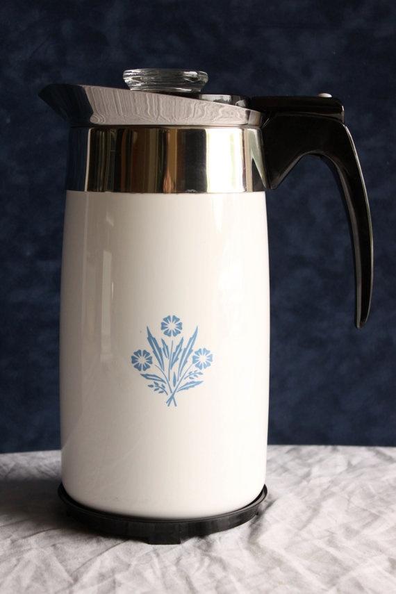 corningware 10 cup electric percolator instructions