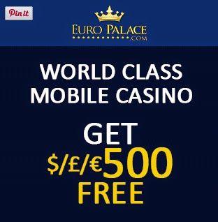 BonusPlay Casinos - Google+ Euro Palace Mobile Casino offers a great bonus and the casino play is top notch! www.bonusplaycasinos.com