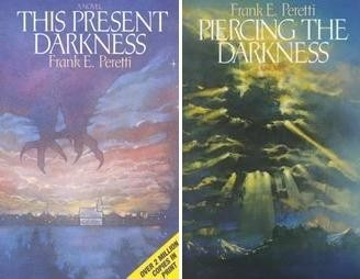 "My two favorite Frank Peretti Books will change your life. Also many other great reads by him...LOVE ""Monster"" too"
