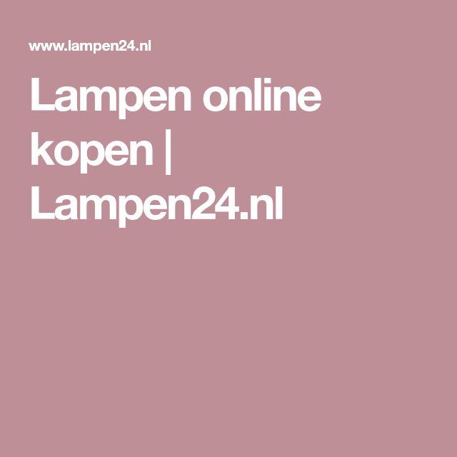 Lampen online kopen   Lampen24.nl