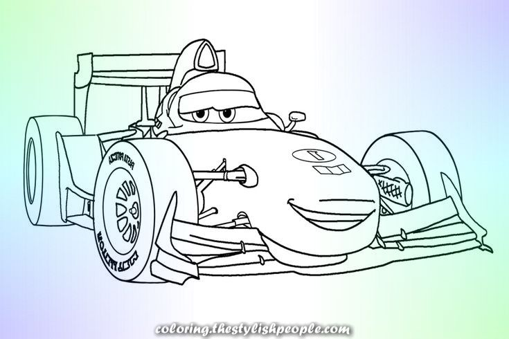 Disney Pixar Cars Characters Coloring Pages Cars Coloring Pages Disney Cars Characters Disney Cars