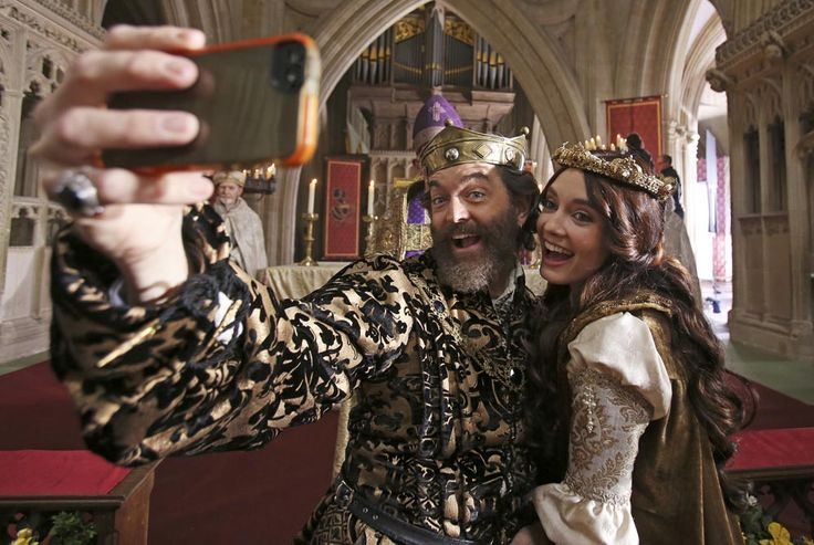 The January 4 premiere date of ABC's new limited-time TV event, Galavant, is fast approaching.