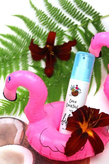 Neu: Bilou Bodysprays Coco Cocktail, Fizzy Berry