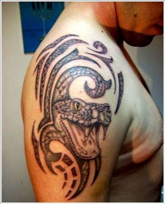 10 images about tattoos on pinterest cobra snake cool tattoos for guys and back tattoos. Black Bedroom Furniture Sets. Home Design Ideas