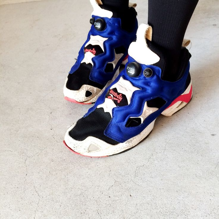 Reebok // PUMP FURY 1993