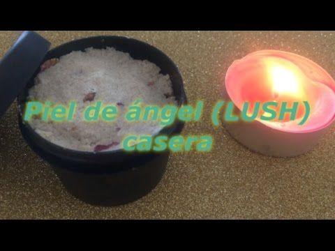 Limpiadora facial Piel de ángel LUSH (Receta fácil y casera)